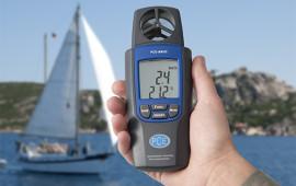 Những loại máy đo tốc độ gió bạn nên biết?