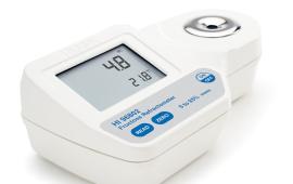 Giới thiệu các máy đo độ ngọt Hanna có thang đo từ 0 đến 85