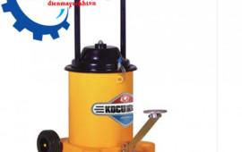 Những lỗi thường gặp khi sử dụng máy bơm mỡ và cách khắc phục