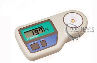 Cách sử dụng máy đo độ mặn đơn giản nhất