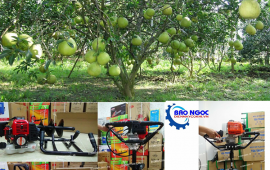 Những thiết bị máy móc hữu ích trong trồng cây