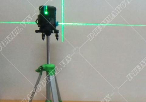 Hướng dẫn sử dụng máy cân bằng laser