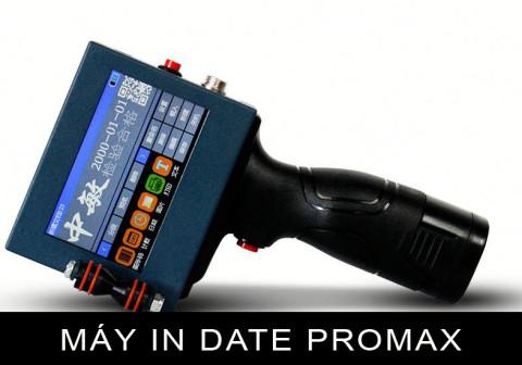 Vì sao bạn nên mua máy in date mini cầm tay Promax?