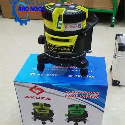 Máy cân bằng laser Akuza AK-678V