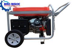 Máy phát điện chạy dầu chống ồn 10kw VNMPD 15000S Vinafarm