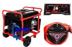 Máy phát điện chạy xăng rẻ nhất VNMPD 7500 chất lượng Vinafarm