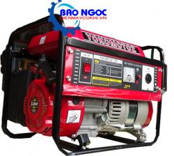 Máy phát điện xăng Honda Yokomotoz YK6500