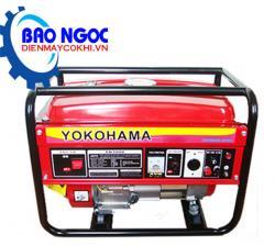 Máy phát điện xăng Honda Yokohama KBD6500S