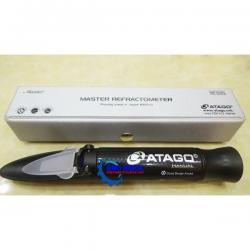 Khúc xạ kế đo độ mặn Atago Master-S10M
