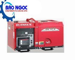 Máy phát điện diesel Elemax SH07D